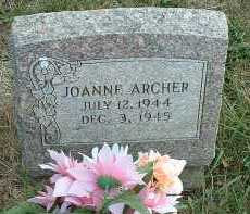 ARCHER, JOANNE - Meigs County, Ohio | JOANNE ARCHER - Ohio Gravestone Photos