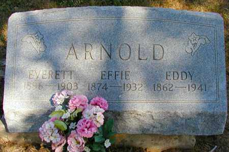 ARNOLD, EVERETT - Meigs County, Ohio | EVERETT ARNOLD - Ohio Gravestone Photos