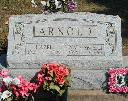 BROFFORD ARNOLD, HAZEL - Meigs County, Ohio | HAZEL BROFFORD ARNOLD - Ohio Gravestone Photos