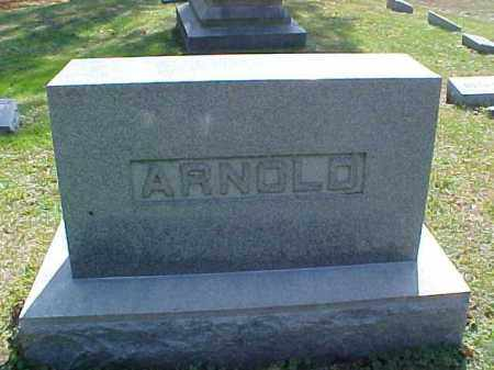 ARNOLD, MONUMENT - Meigs County, Ohio | MONUMENT ARNOLD - Ohio Gravestone Photos
