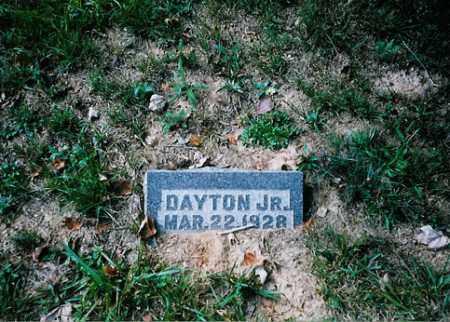 ASHWORTH, DAYTON, JR. - Meigs County, Ohio | DAYTON, JR. ASHWORTH - Ohio Gravestone Photos