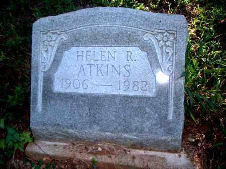 ATKINS, HELEN R. - Meigs County, Ohio   HELEN R. ATKINS - Ohio Gravestone Photos