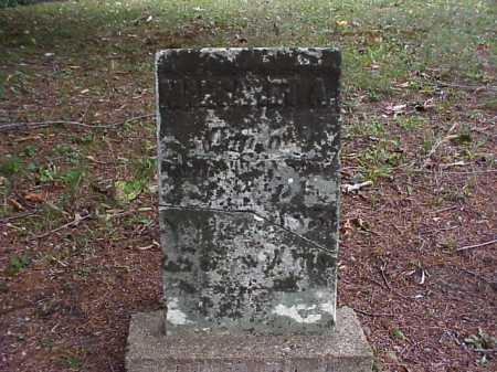 ATKINSON, MARGARET A. - Meigs County, Ohio | MARGARET A. ATKINSON - Ohio Gravestone Photos