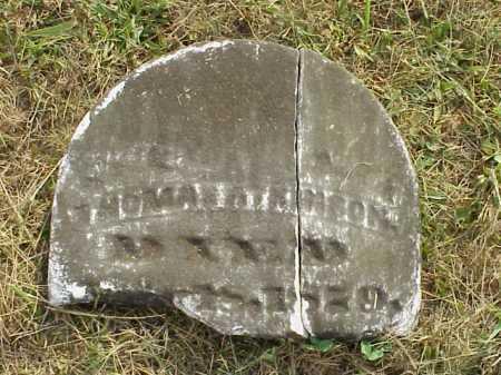 ATKINSON, THOMAS - Meigs County, Ohio   THOMAS ATKINSON - Ohio Gravestone Photos