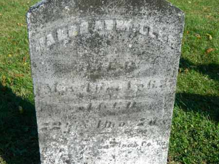 AUMILLER, JACOB - Meigs County, Ohio | JACOB AUMILLER - Ohio Gravestone Photos