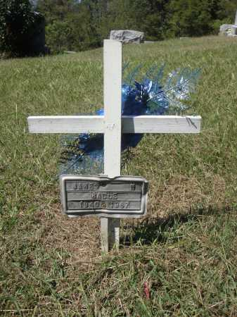 BABLE, JAMES H. - Meigs County, Ohio | JAMES H. BABLE - Ohio Gravestone Photos