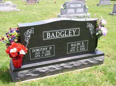 HYSELL BADGLEY, DOROTHY - Meigs County, Ohio | DOROTHY HYSELL BADGLEY - Ohio Gravestone Photos
