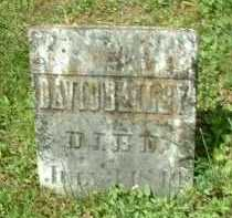 BAILEY, DAVID - Meigs County, Ohio | DAVID BAILEY - Ohio Gravestone Photos