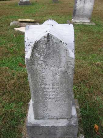 BAILEY, MARY - Meigs County, Ohio | MARY BAILEY - Ohio Gravestone Photos
