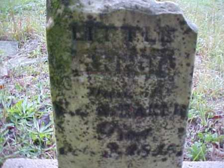 BAKER, ANNIE - Meigs County, Ohio | ANNIE BAKER - Ohio Gravestone Photos