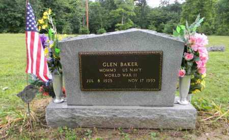 O. BAKER, GLEN - Meigs County, Ohio | GLEN O. BAKER - Ohio Gravestone Photos