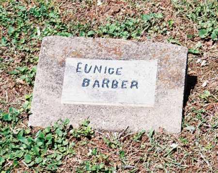 BARBER, EUNICE - Meigs County, Ohio | EUNICE BARBER - Ohio Gravestone Photos