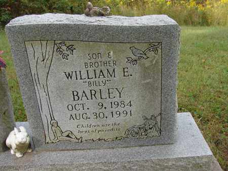 "BARLEY, WILLIAM E ""BILLY"" - Meigs County, Ohio 