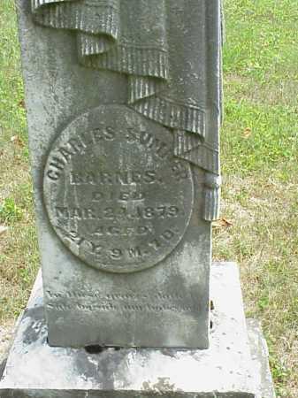 BARNES, CHARLES SUMNER - Meigs County, Ohio   CHARLES SUMNER BARNES - Ohio Gravestone Photos