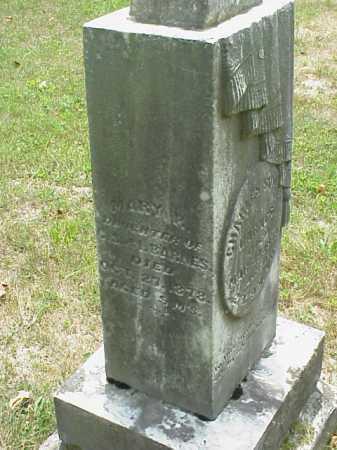 BARNES, MARY B. - Meigs County, Ohio   MARY B. BARNES - Ohio Gravestone Photos