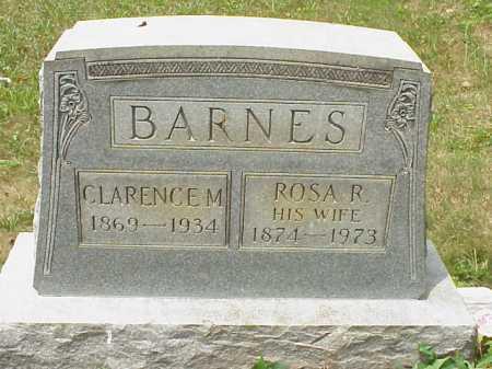 BARNES, ROSA R. - Meigs County, Ohio | ROSA R. BARNES - Ohio Gravestone Photos
