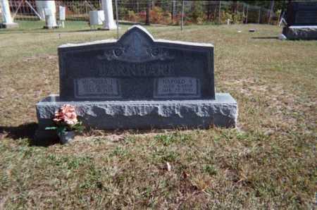 BARNHART, AUGUSTA L - Meigs County, Ohio | AUGUSTA L BARNHART - Ohio Gravestone Photos