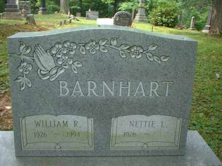 BARNHART, WILLIAM R. - Meigs County, Ohio | WILLIAM R. BARNHART - Ohio Gravestone Photos