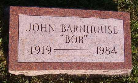 "BARNHOUSE, JOHN ""BOB"" - Meigs County, Ohio | JOHN ""BOB"" BARNHOUSE - Ohio Gravestone Photos"