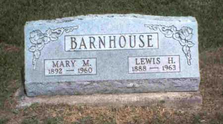 COOPER BARNHOUSE, MARY MARVINA - Meigs County, Ohio | MARY MARVINA COOPER BARNHOUSE - Ohio Gravestone Photos
