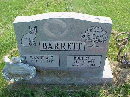 BARRETT, SANDRA G. - Meigs County, Ohio | SANDRA G. BARRETT - Ohio Gravestone Photos
