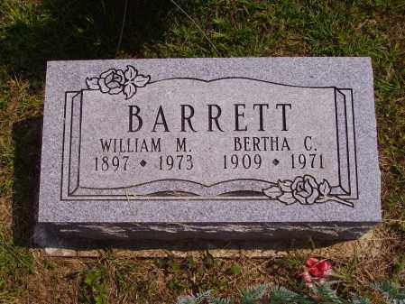 BARRETT, BERTHA C. - Meigs County, Ohio   BERTHA C. BARRETT - Ohio Gravestone Photos