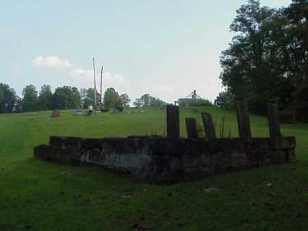BARTON BURIAL, MOUND - Meigs County, Ohio | MOUND BARTON BURIAL - Ohio Gravestone Photos