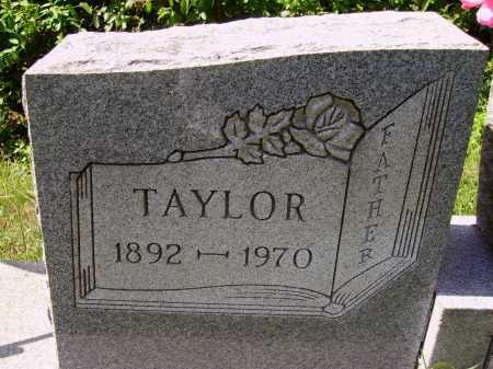 BASS, TAYLOR - CLOSEVIEW - Meigs County, Ohio | TAYLOR - CLOSEVIEW BASS - Ohio Gravestone Photos