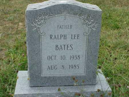 BATES, RALPH LEE - Meigs County, Ohio | RALPH LEE BATES - Ohio Gravestone Photos