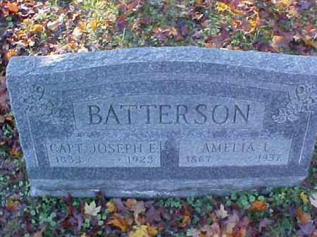 BATTERSON, AMELIA L. - Meigs County, Ohio | AMELIA L. BATTERSON - Ohio Gravestone Photos