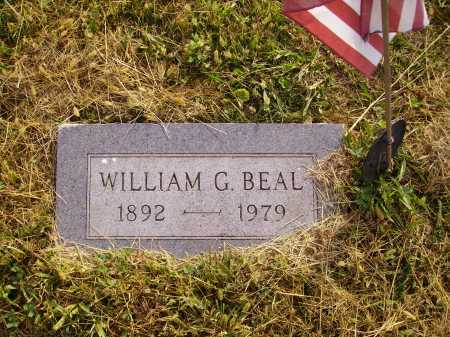 BEAL, WILLIAM - Meigs County, Ohio | WILLIAM BEAL - Ohio Gravestone Photos