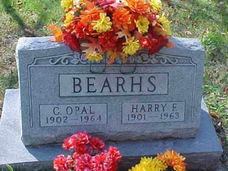 BEARHS, C. OPAL - Meigs County, Ohio | C. OPAL BEARHS - Ohio Gravestone Photos