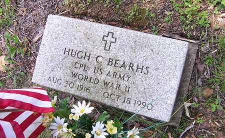 BEARHS, HUGH C. - Meigs County, Ohio | HUGH C. BEARHS - Ohio Gravestone Photos