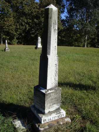 BECKELY, W. & L. BECKLEY CHILDREN [WALTER & LUCINDA] - MONUMENT - Meigs County, Ohio | W. & L. BECKLEY CHILDREN [WALTER & LUCINDA] - MONUMENT BECKELY - Ohio Gravestone Photos