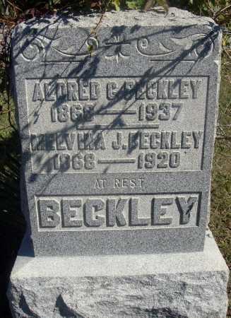 WEBB BECKLEY, MELVINA J. - Meigs County, Ohio | MELVINA J. WEBB BECKLEY - Ohio Gravestone Photos