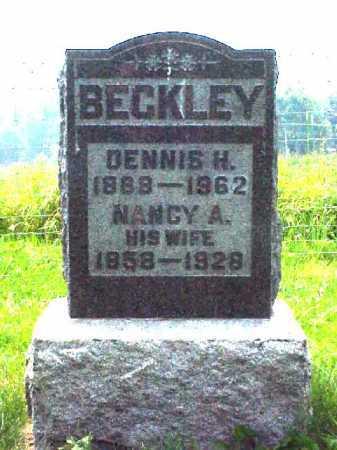 BECKLEY, DENNIS H. - Meigs County, Ohio | DENNIS H. BECKLEY - Ohio Gravestone Photos