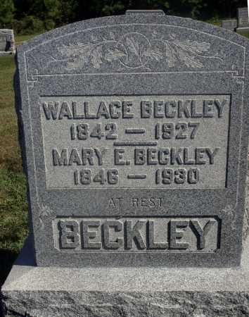 CONNER BECKLEY, MARY E. - Meigs County, Ohio | MARY E. CONNER BECKLEY - Ohio Gravestone Photos