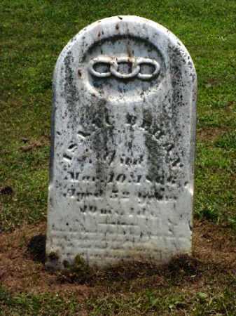 BEHAN, ISSAC - Meigs County, Ohio | ISSAC BEHAN - Ohio Gravestone Photos