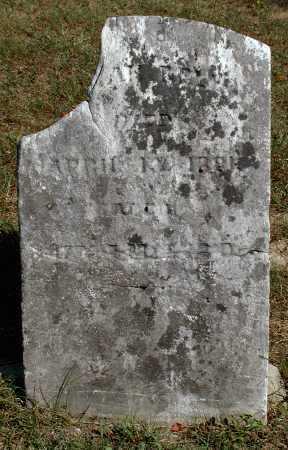 BELL, _AH [SARAH] - Meigs County, Ohio | _AH [SARAH] BELL - Ohio Gravestone Photos