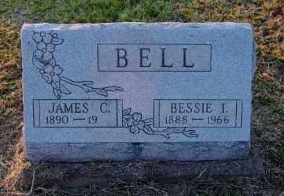 BELL, BESSIE I. - Meigs County, Ohio | BESSIE I. BELL - Ohio Gravestone Photos