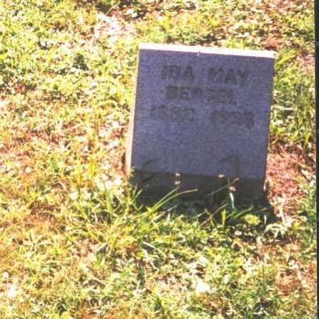 BENGEL, IDA MAY - Meigs County, Ohio | IDA MAY BENGEL - Ohio Gravestone Photos