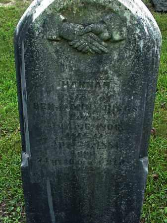 BLISSARD BIGGS, HANNAH - Meigs County, Ohio | HANNAH BLISSARD BIGGS - Ohio Gravestone Photos