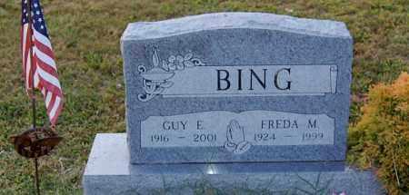 BING, FREDA M. - Meigs County, Ohio | FREDA M. BING - Ohio Gravestone Photos