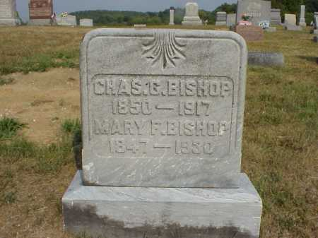 BISHOP, MARY F. - Meigs County, Ohio | MARY F. BISHOP - Ohio Gravestone Photos