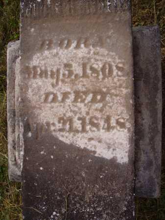 BISSELL, HIRAM H. - Meigs County, Ohio | HIRAM H. BISSELL - Ohio Gravestone Photos