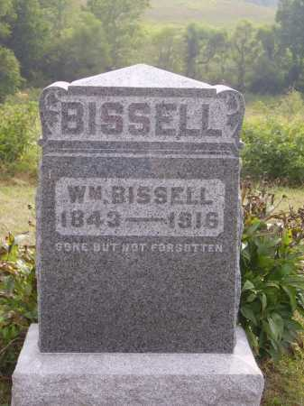BISSELL, WILLIAM - Meigs County, Ohio | WILLIAM BISSELL - Ohio Gravestone Photos