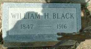BLACK, WILLIAM H. - Meigs County, Ohio   WILLIAM H. BLACK - Ohio Gravestone Photos
