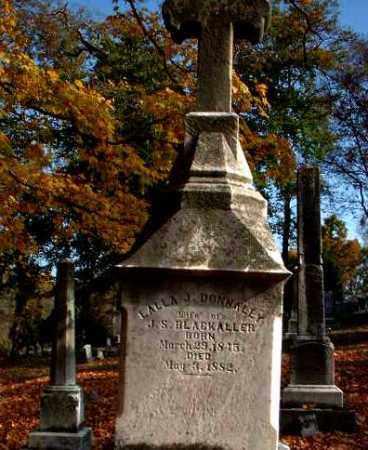 DONNALLY BLACKALLER, LALLA J. - Meigs County, Ohio | LALLA J. DONNALLY BLACKALLER - Ohio Gravestone Photos
