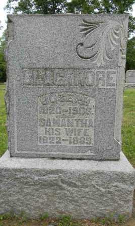 MCNEIL BLACKMORE, SAMANTHA - Meigs County, Ohio | SAMANTHA MCNEIL BLACKMORE - Ohio Gravestone Photos
