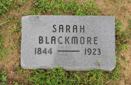 BLACKMORE, SARAH - Meigs County, Ohio | SARAH BLACKMORE - Ohio Gravestone Photos